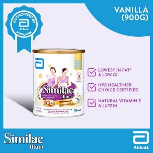 Similac Mum Advance Eyeq Vanilla 900G Best Price