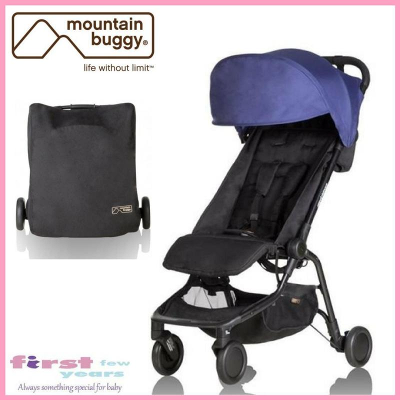 Mountain Buggy Nano [latest version] from Authorised Retailer Singapore