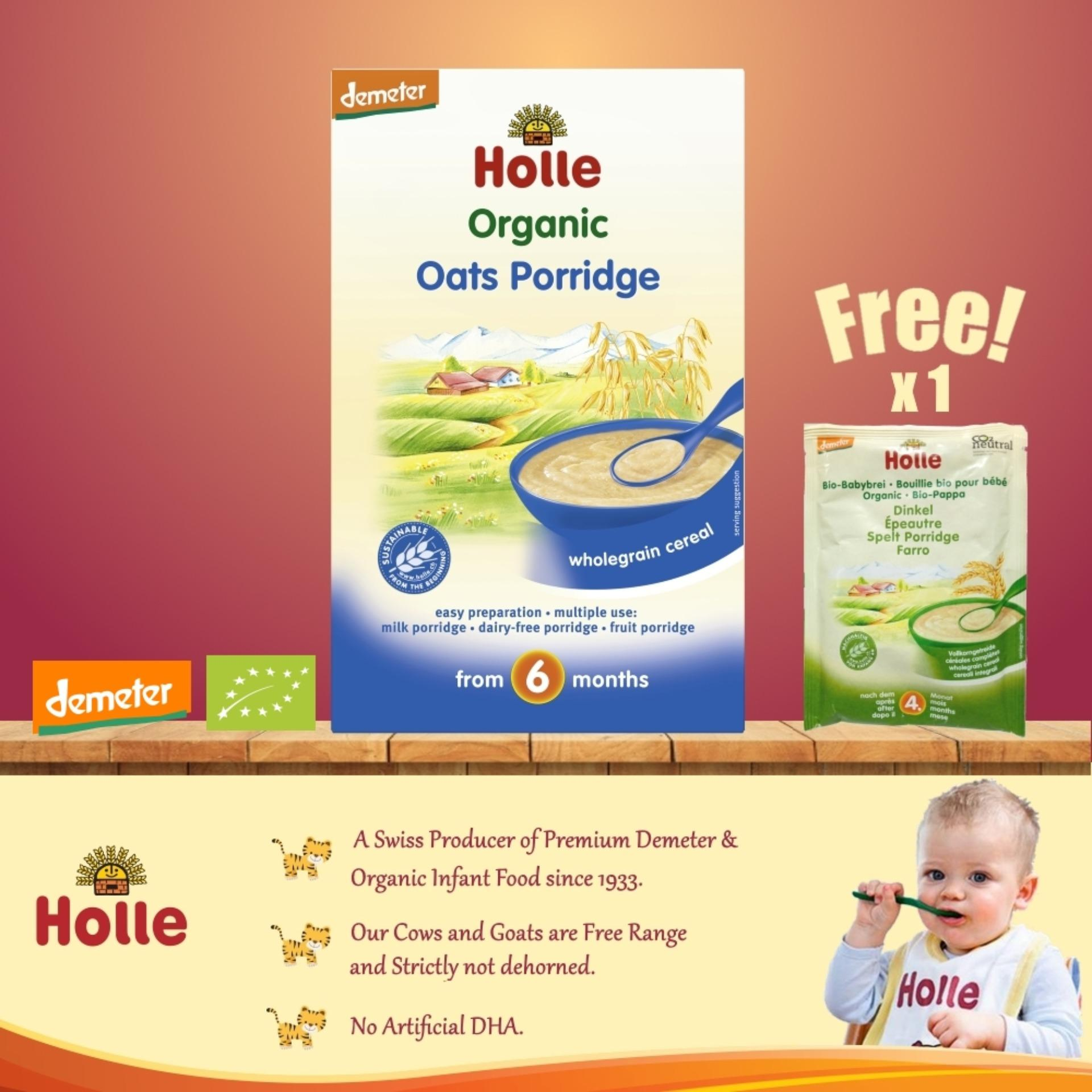 Sale Expiry 01 Feb 2019 2 X Organic Oats Porridge 250G Online Singapore
