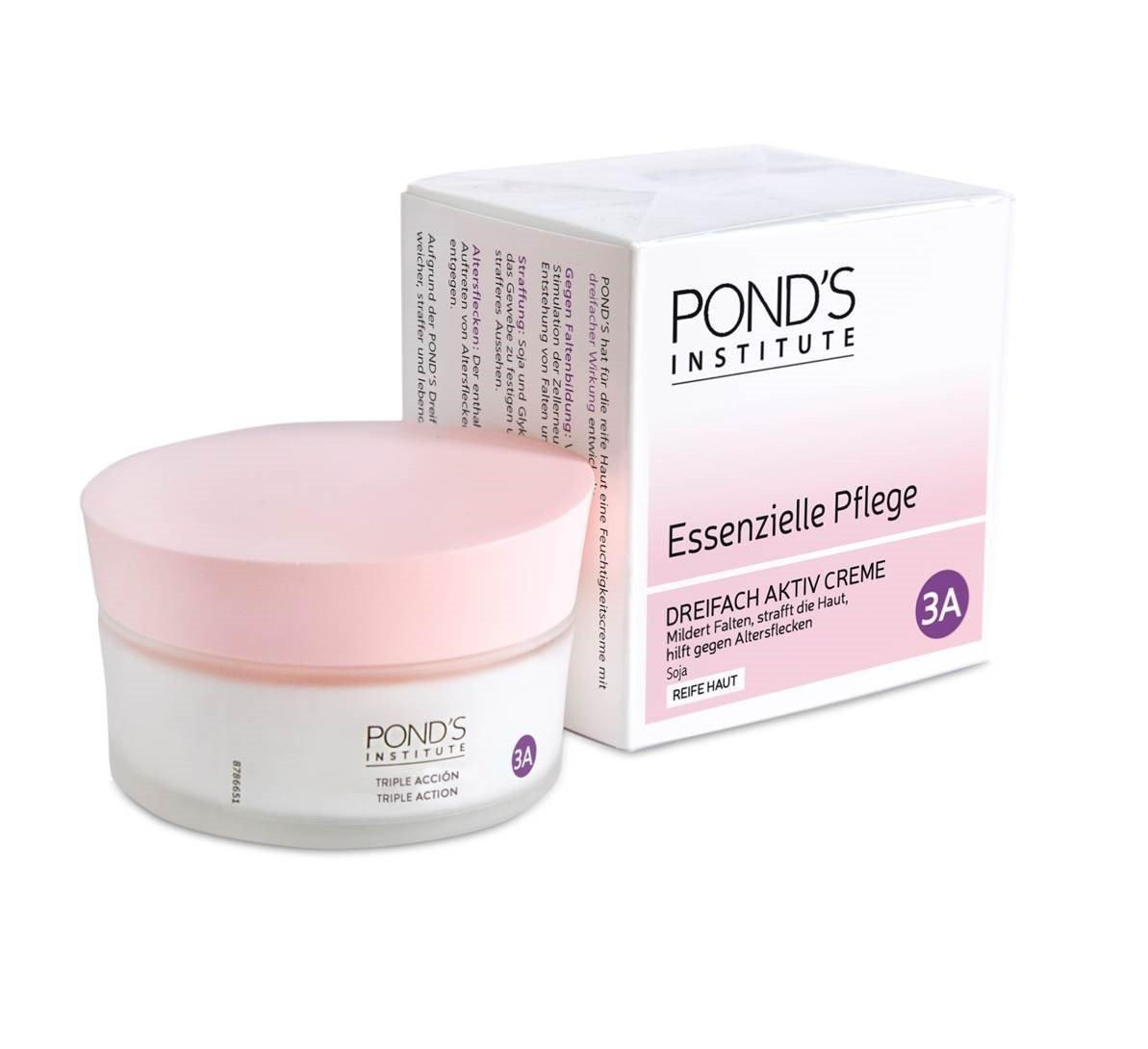 Ponds Buy At Best Price In Singapore Londs Age Miracle Night Cream 10g Triple Action 50 Ml