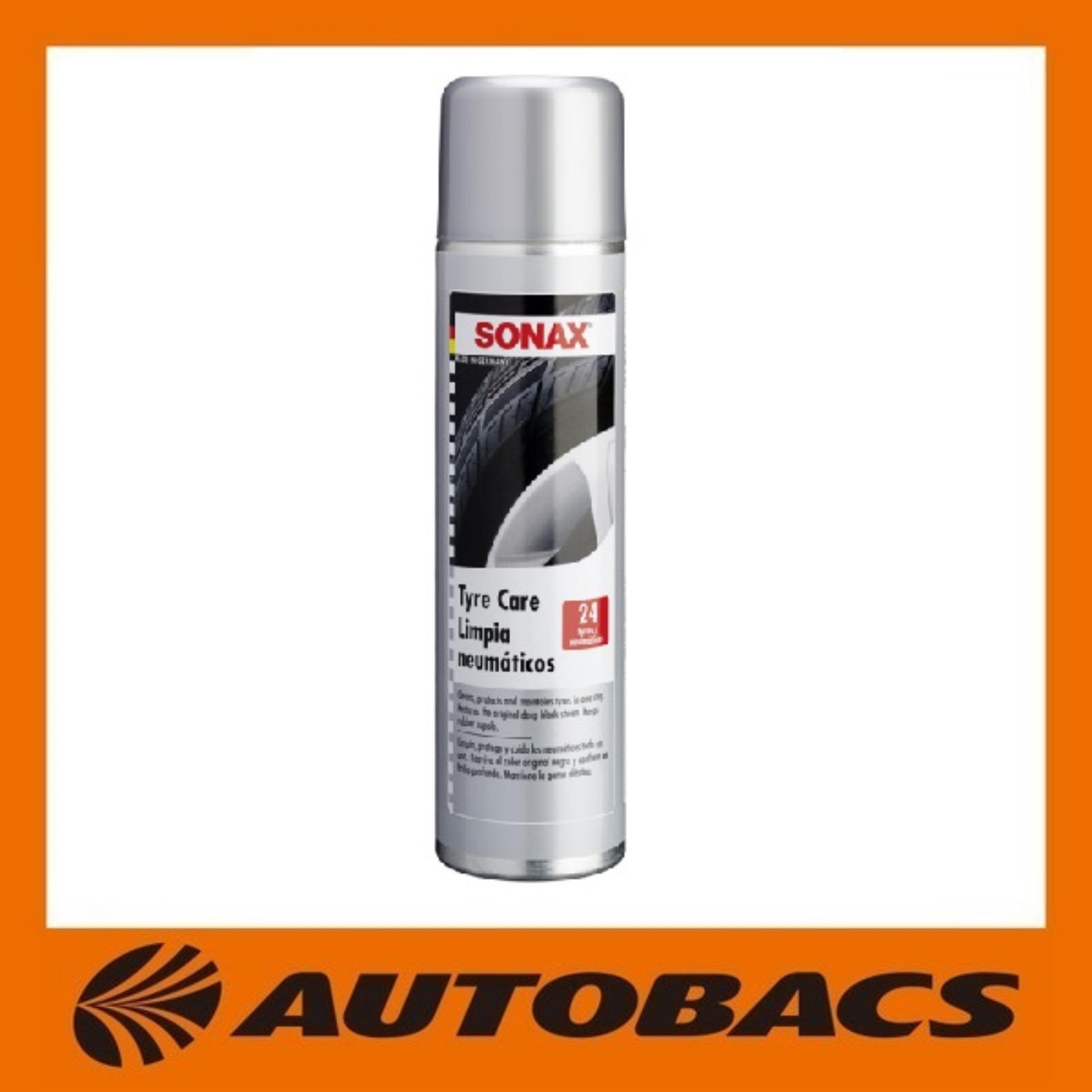 Review Sonax Tyre Care 400Ml Sonax On Singapore