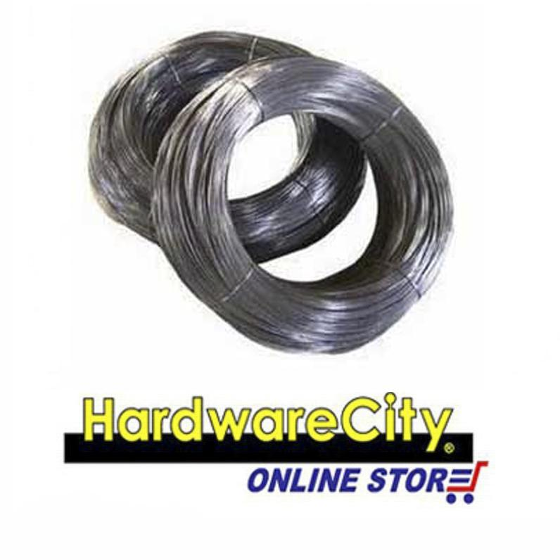 Galvanized Tie Wire Roll Approx. 5kg - G16 1.63mm Dia SWG [G16]