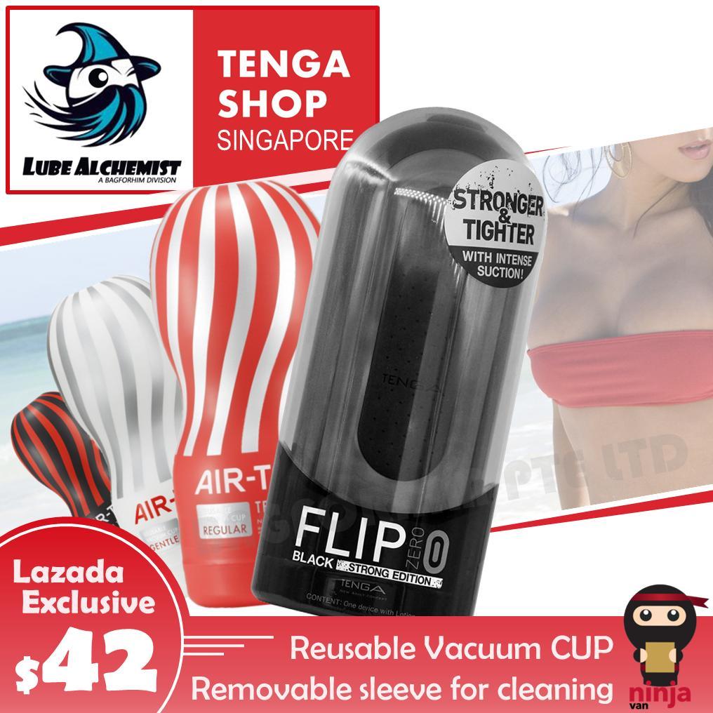 Discount Tenga Air Tech Flip Zero Lite Japan Reusable Mens Masturbator Discreet Male *d*lt Toy Premium Sexual Wellness Product Lowest Price Ir Air Tech Flip Lite Flip Zero Singapore