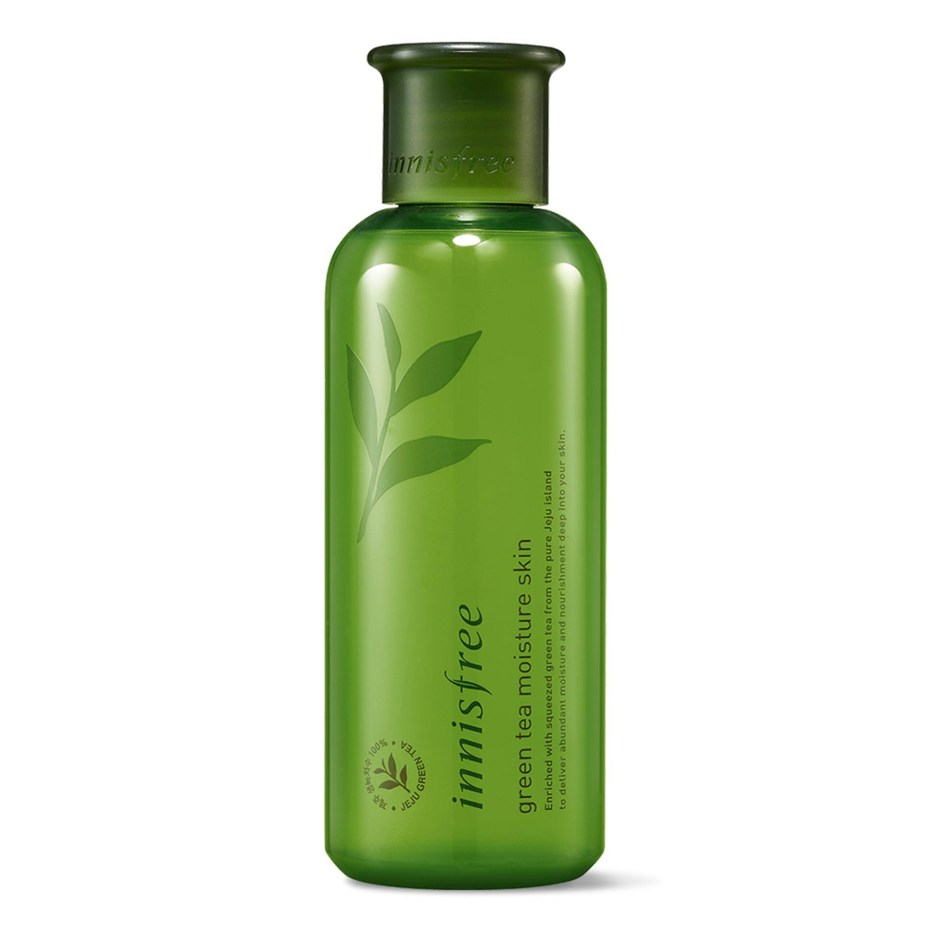 How To Buy Innisfree Green Tea Moisture Skin 200Ml