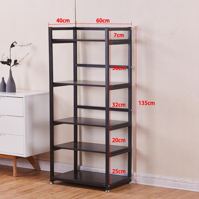 IKEA five-floor-to-ceiling household seasoner storage rack shelf