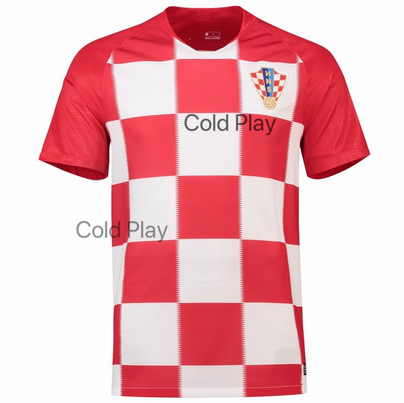 Where To Shop For 2018 World Cup Croatia National Team Home Football Jersey Away Jerseys Top Thai Quality Football Soccer Jerseys Jersey Shirts With Brand Logo Fans Football Clothes