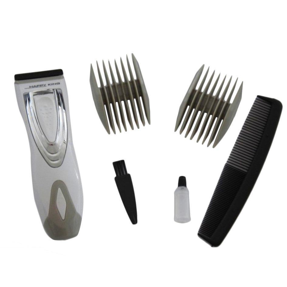 O Tanpa Kabel Listrik Berguna Orang Pencukur Pisau Cukur Jenggot Penghilangan Rambut Gunting Pemangkas Putih