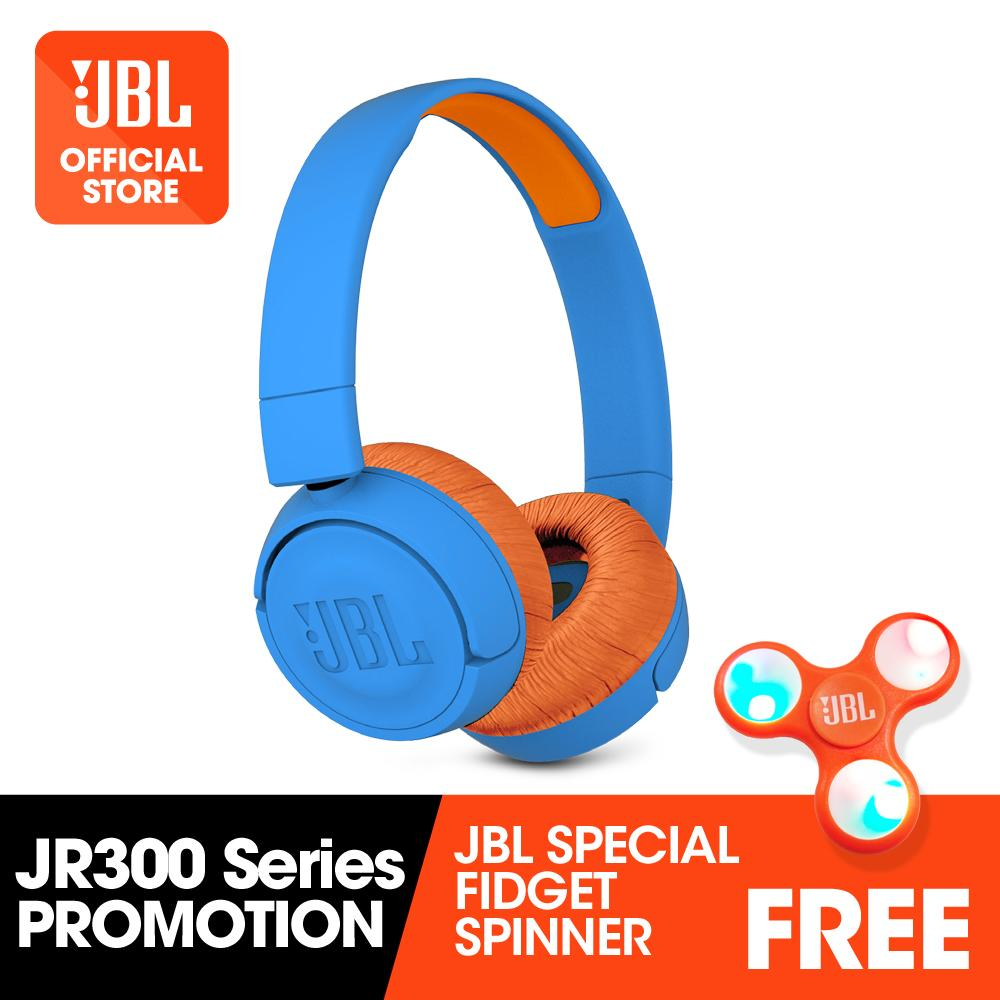 df940028e3c JBL JR300BT Kids Wireless on-ear headphones (Uno) Singapore