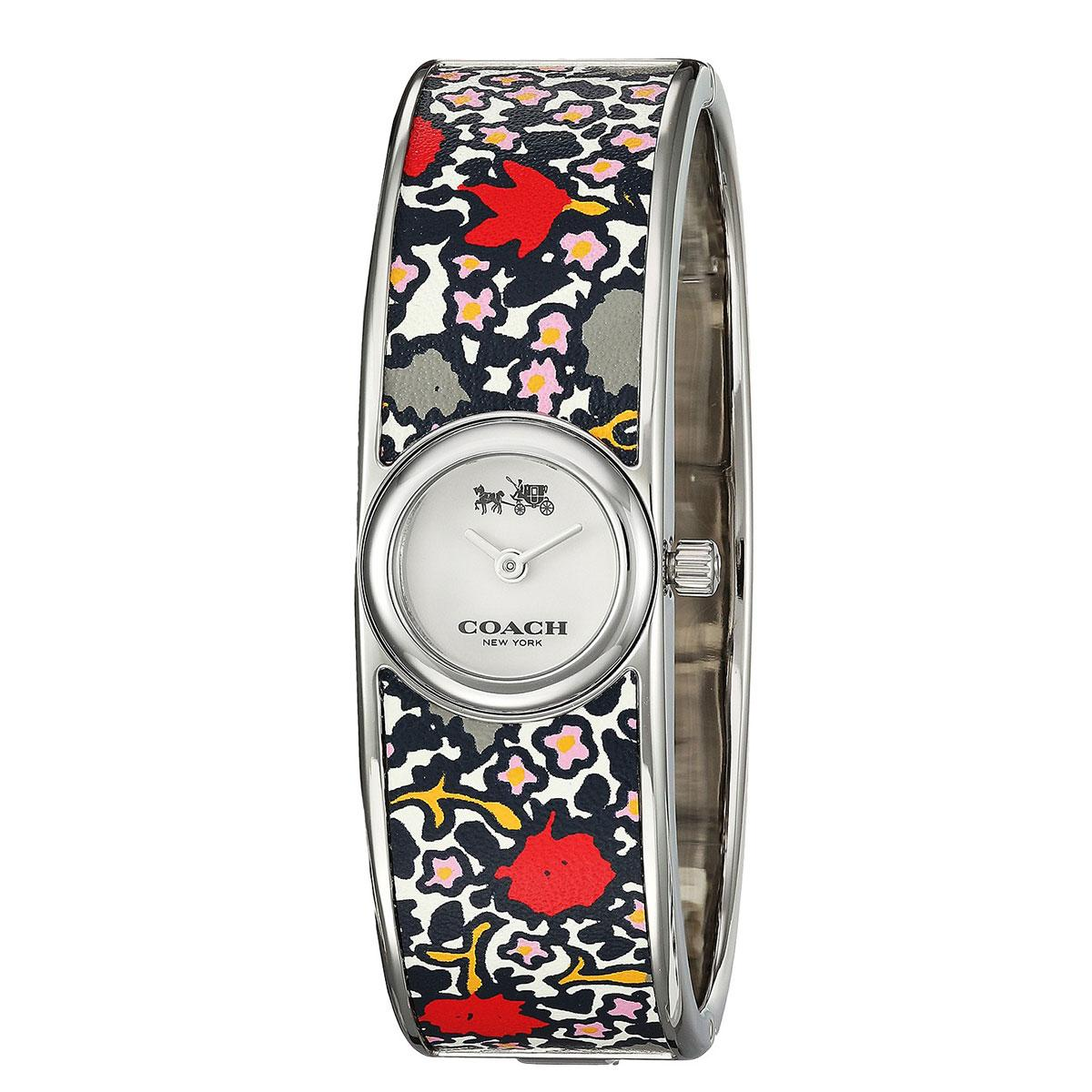 Price Coach Watch Scout Multicolored Stainless Steel Case Stainless Steel Bracelet Ladies 14502731 Coach Online