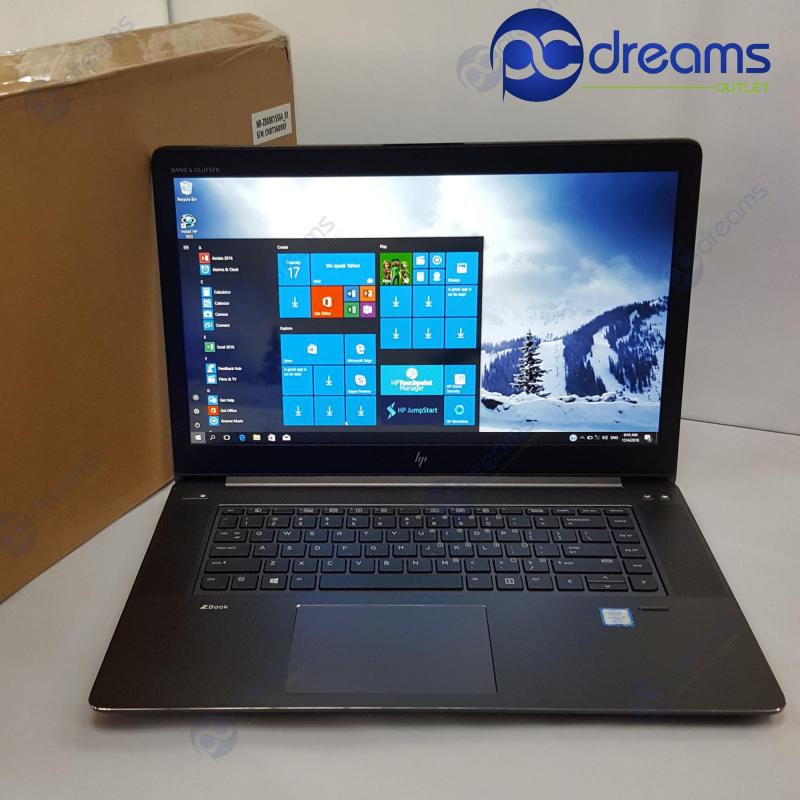 CELEBRATE LABOUR DAY! HP ZBOOK STUDIO G4 (2WN18PA) i7-7820HQ/16GB/512GBSSD [Factory Refreshed]