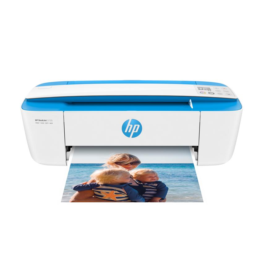 Review Hp Deskjet 3720 All In One Printer Hp On Singapore