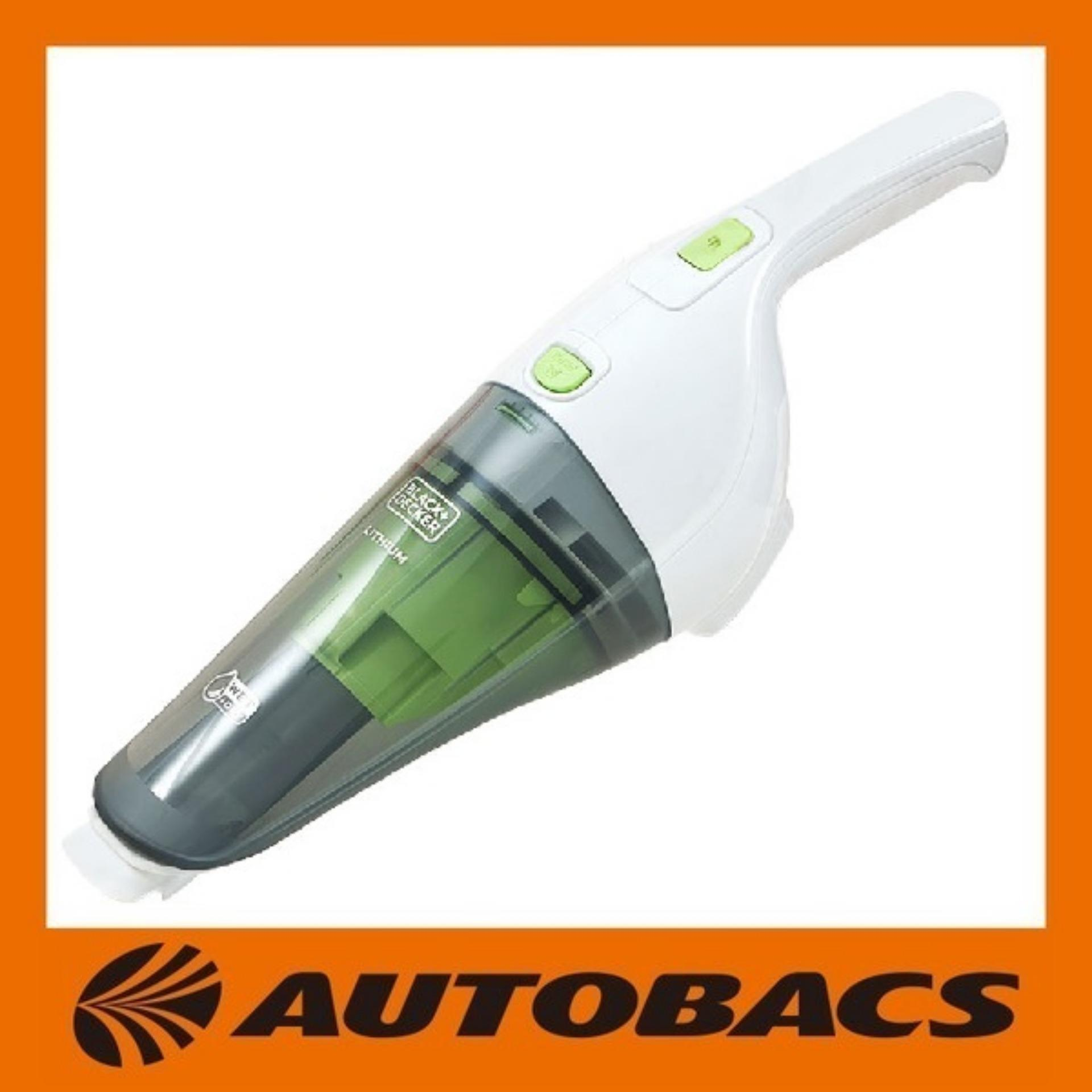 The Cheapest Black Decker Portable Car Wet Dry Cyclonic Dustbuster Wd7201G Online