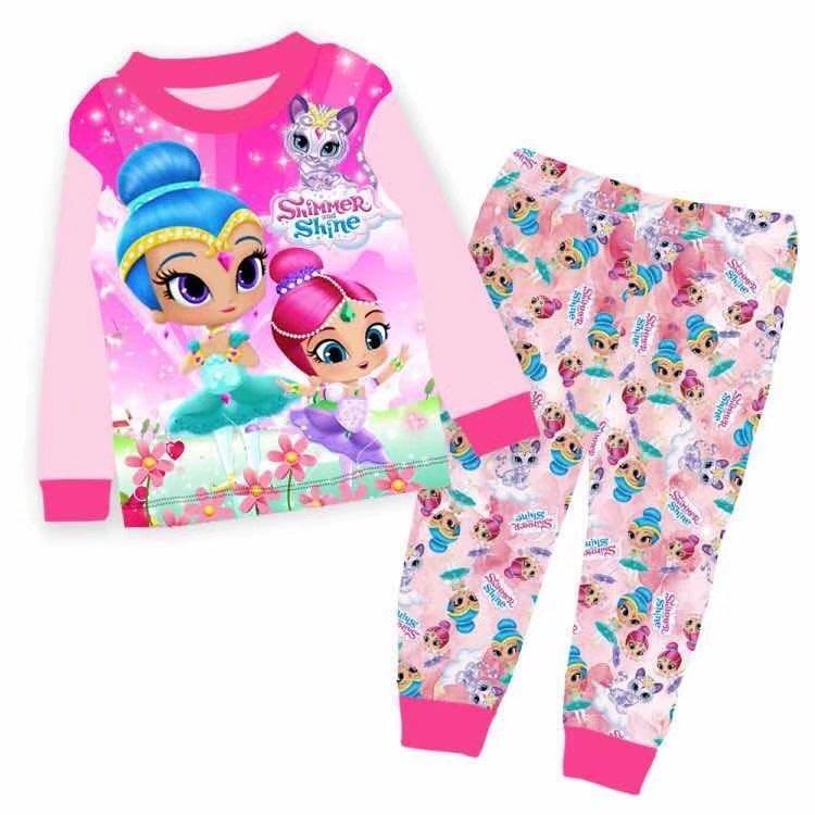 Best Price Kids Clothes Hello Kitty Pajamas Shimmer And Shine Pajamas