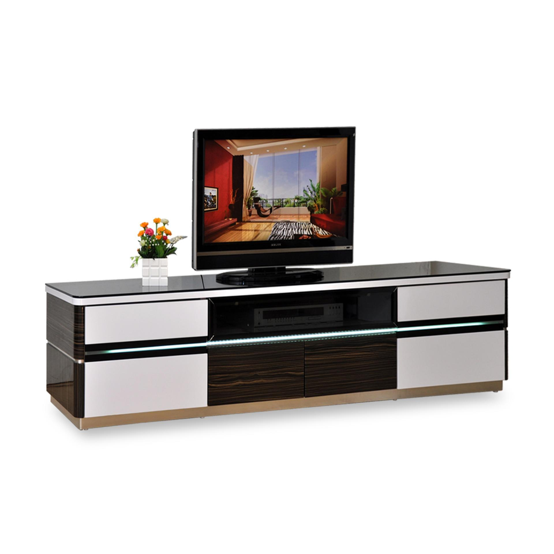 Emilia TV Console (FREE DELIVERY)(FREE ASSEMBLY)