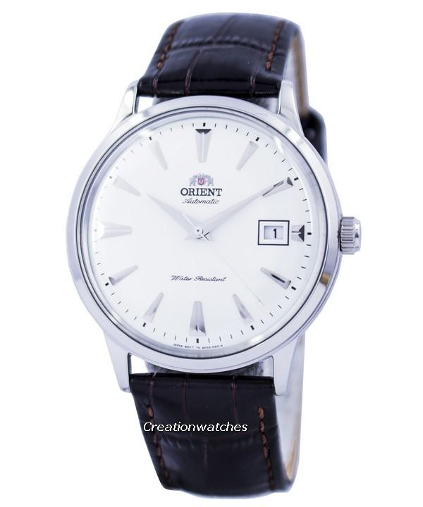 Buy Orient 2Nd Generation Bambino Classic Automatic Men S Brown Leather Strap Watch Fac00005W0 Orient Online