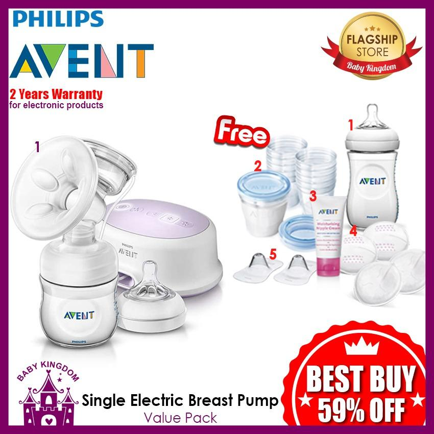 Purchase Philips Avent Single Electric Breast Pump Online