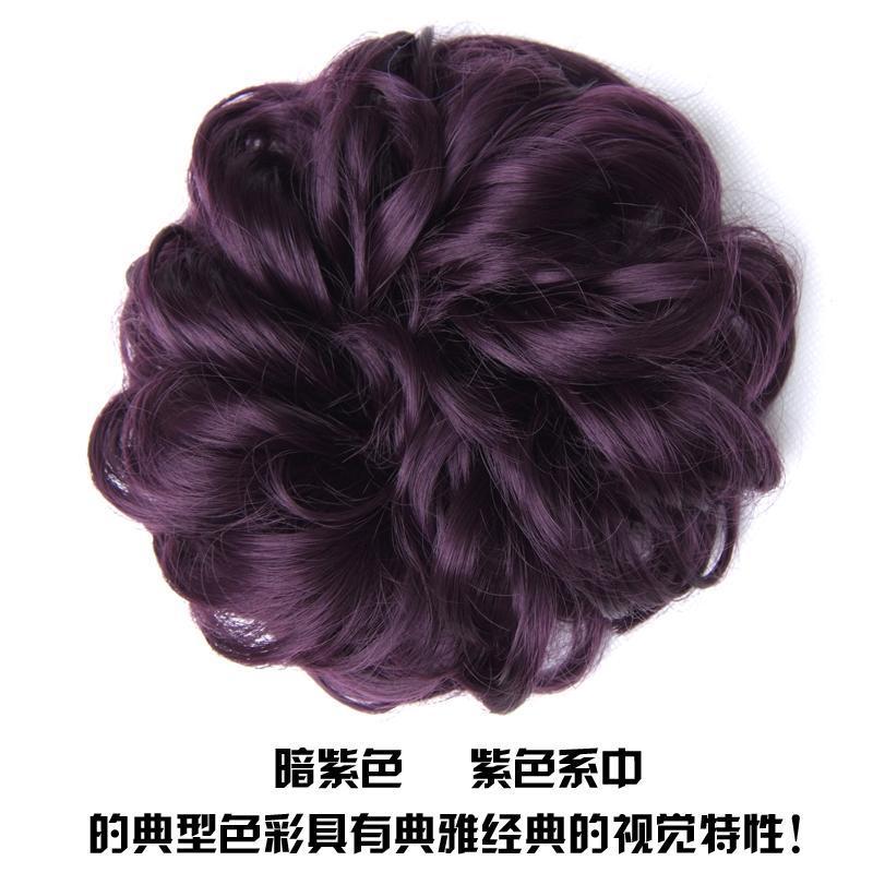 Dây Chun Vấn Tóc Trang Trí Bằng Vòng Hoa Tóc Búi Tó Dây Buộc Tóc Hình Hoa nhập khẩu