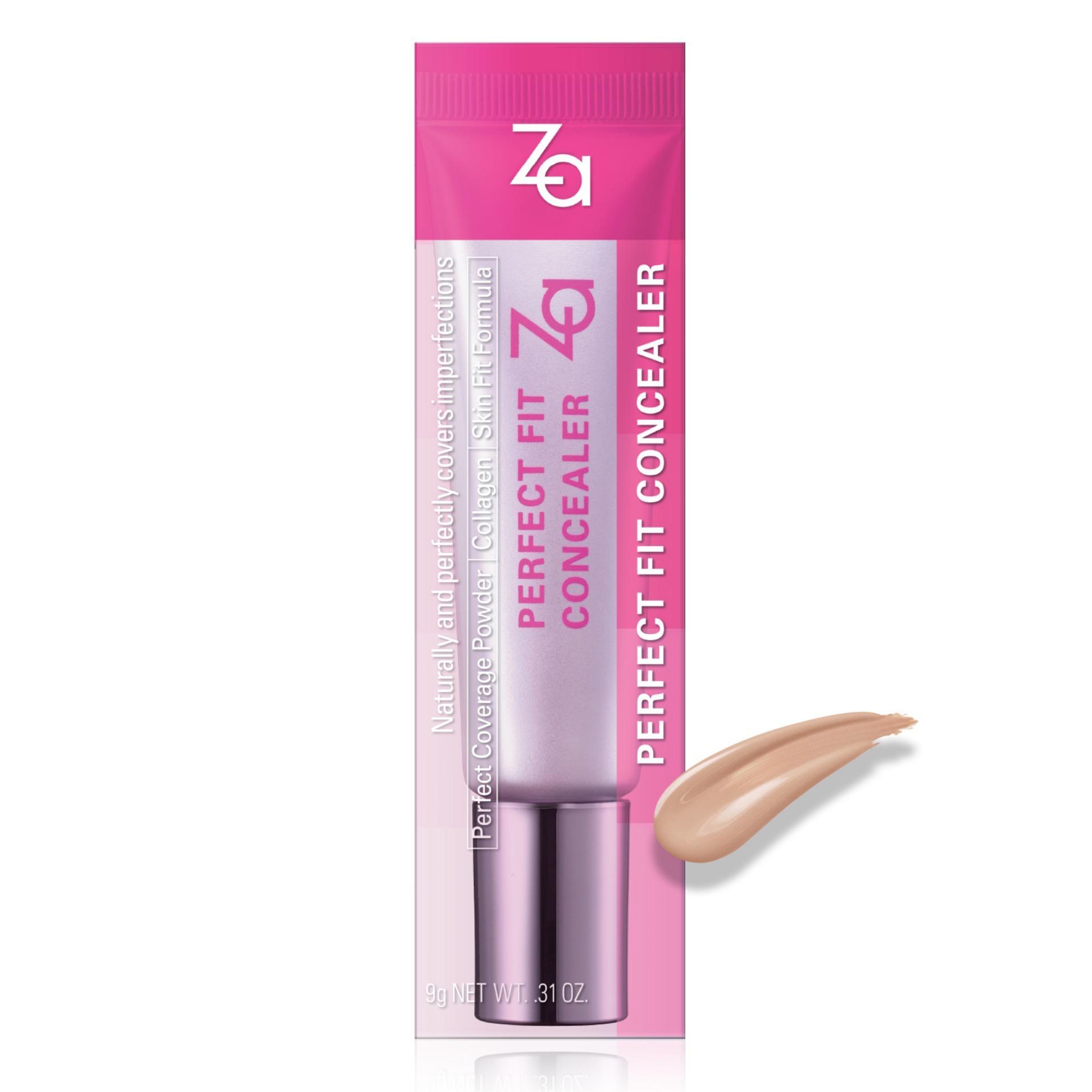 Compare Price Za Perfect Fit Concealer 03 Za On Singapore