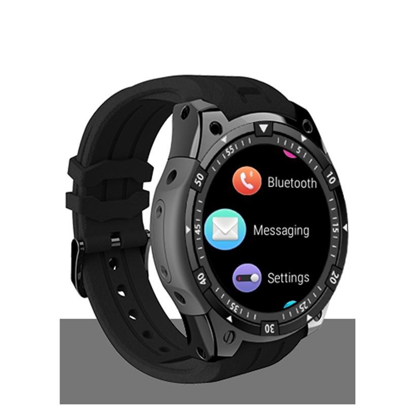 696X100 3G Wifi Jam Tangan Pintar Android 5.1 512 MB/8G Pergelangan Tangan Ponsel Kartu SIM GPS