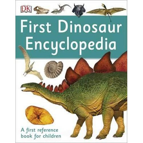 Review First Dinosaur Encyclopedia A First Reference Book For Children Singapore