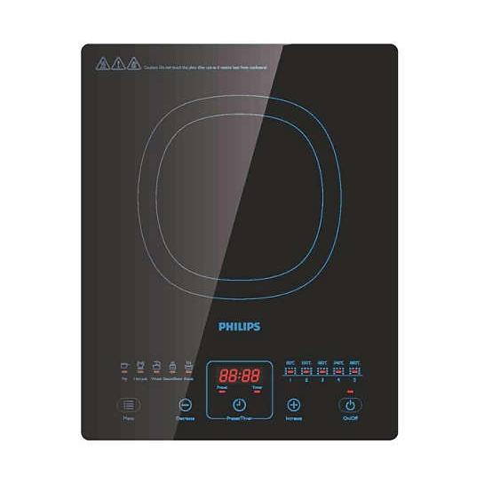 Price Philips Hd4911 Sensor Touch 2100W Induction Cooker On Singapore