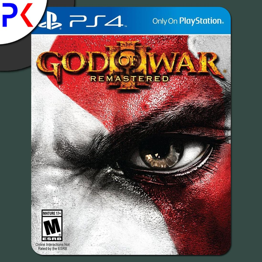 Sale Ps4 God Of War 3 Remastered R1