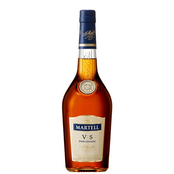 Martell Vs Cognac 70Cl No Box Price Comparison