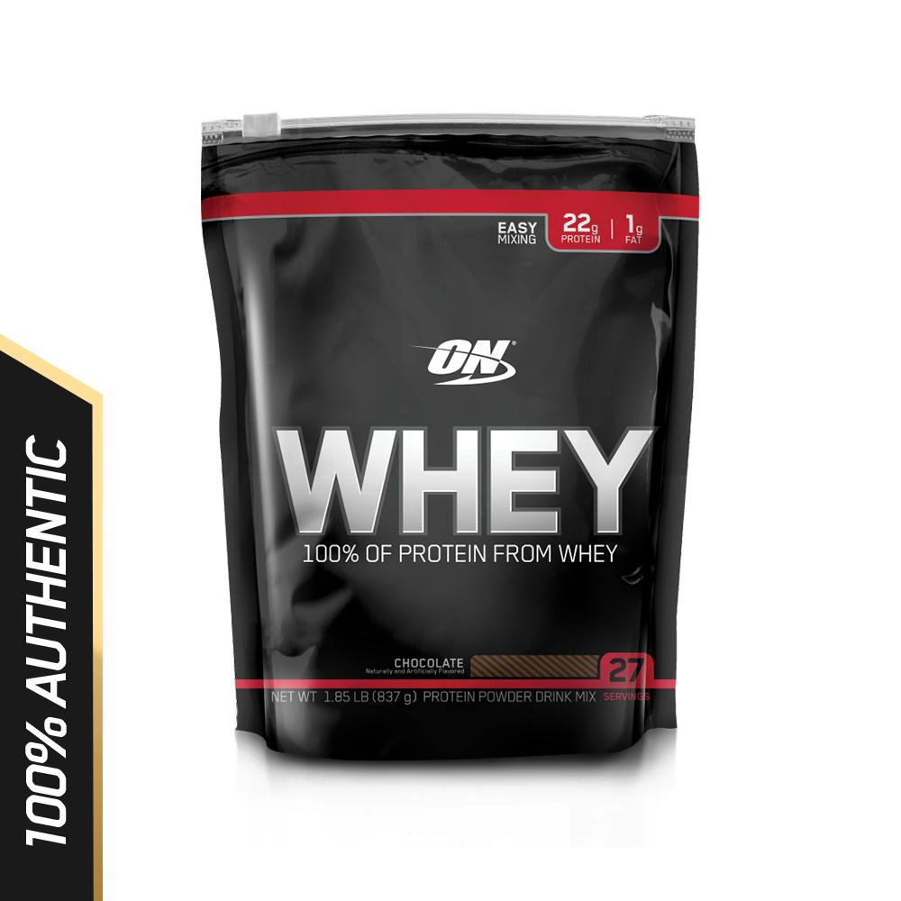 Retail Optimum Nutrition Whey 1 8 Lbs Chocolate