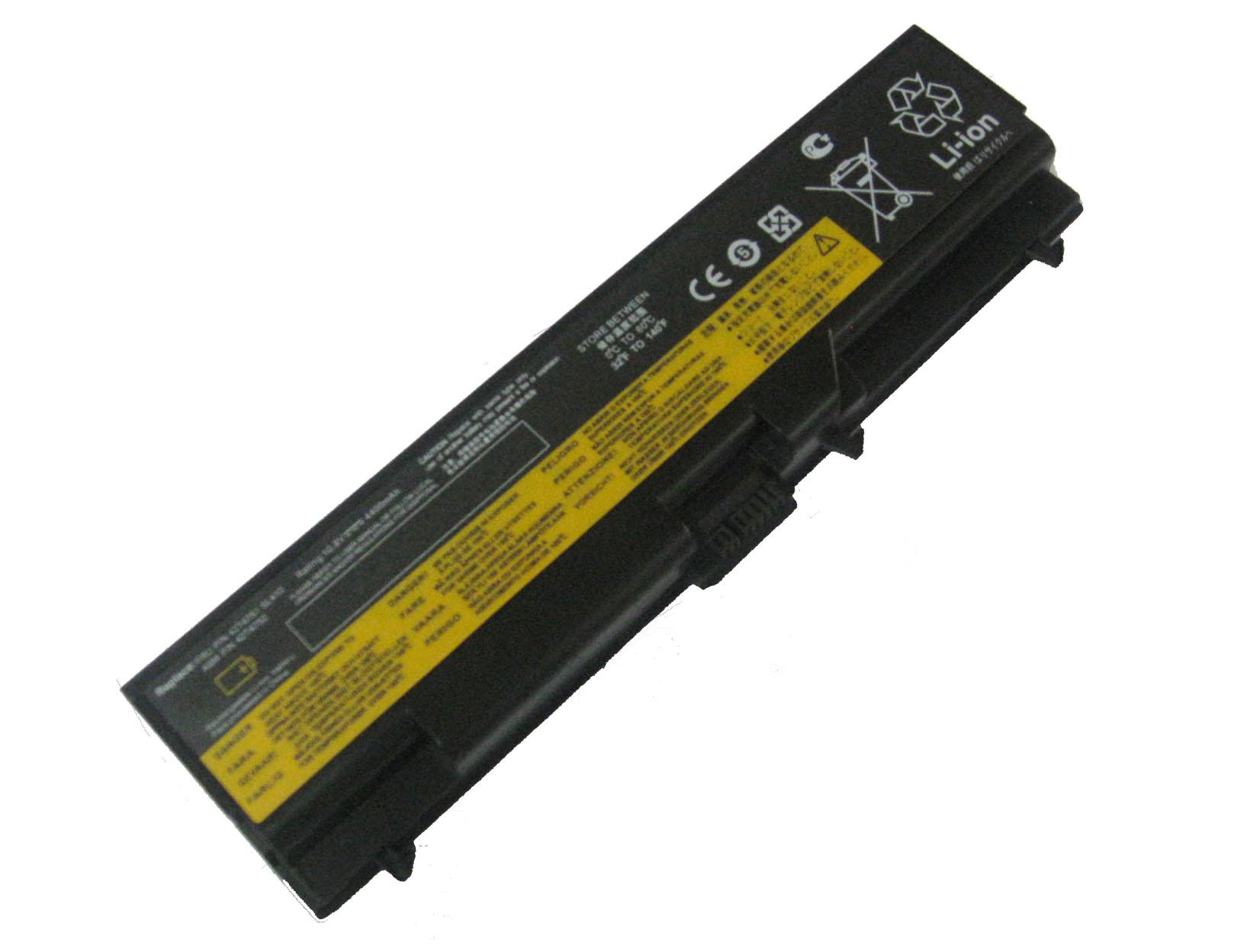 Replacement Laptop Battery for LENOVO SL410	Comaptible With ThinkPad E40,  ThinkPad E50, ThinkPad Edge 14, ThinkPad Edge 14 05787WJ, ThinkPad Edge 14 05787XJ
