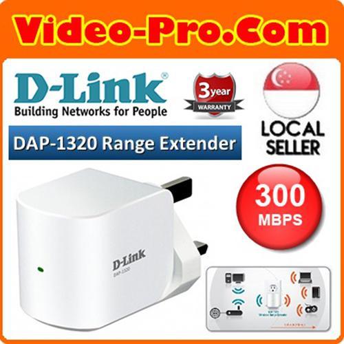 Latest D-Link Range extender Products   Enjoy Huge Discounts