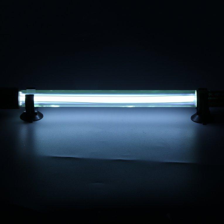 Sale 15W 38Cm Ip68 Waterproof Aquarium Fish Tank Uv Sterilizer Lamp Eu Plug