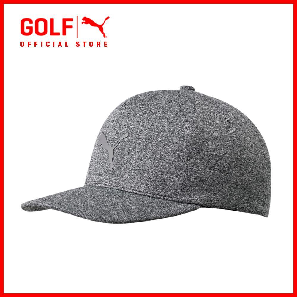 Sale Puma Golf Accessories Men Evo Knit Cap Medium Gray Heather Puma Golf On Singapore
