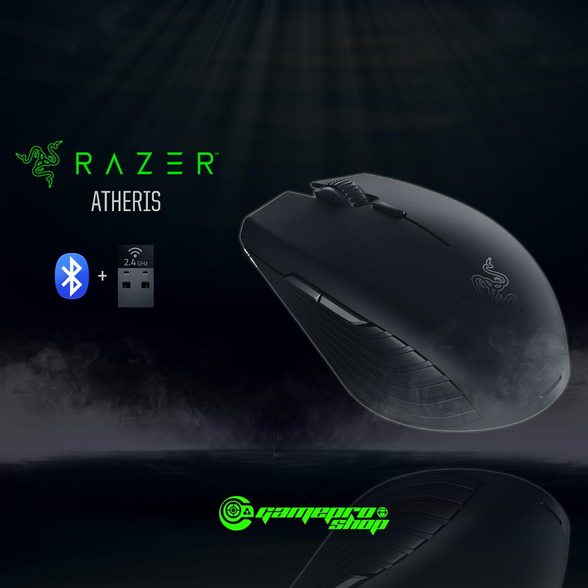 Top Rated Razer Atheris Gaming Wireless Bluetooth Mouse Gss Promo