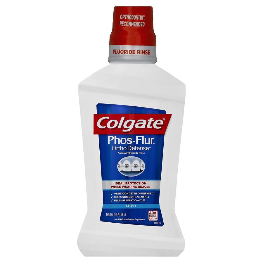Price Colgate® Phos Flur® Rinse 500Ml Colgate Original