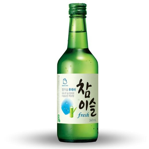 Jinro Chamisul Soju Carton (20 Bottles) By Geonbae.