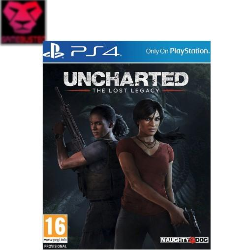 Ps4 Uncharted Lost Legacy R2 Discount Code