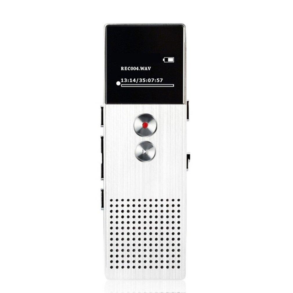 ... 3.5mm for IPhoneIPod MP3 CD MD Player ... Source · QNSTAR HD Dual Microphone Recording Digital Voice Recorder MP3 Player Support TF Card silver 16G