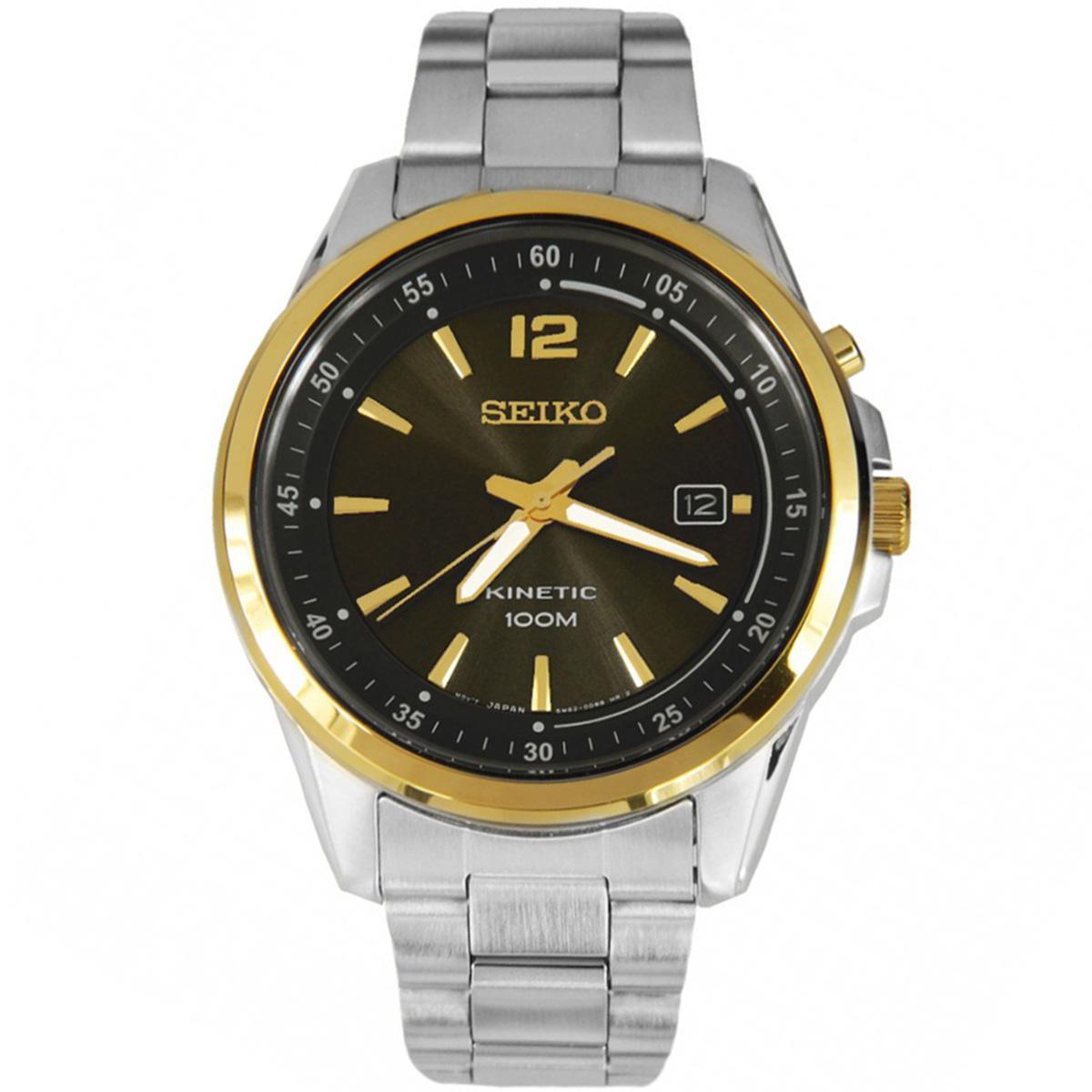 Sell Seiko Kinetic Ska271p1 Cheapest Best Quality Th Store Ska683p1 Silver Dial Stainless Steel Bracelet Case Mens Ska593p1thb4570 Thb 4570