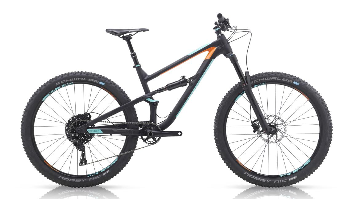 The Cheapest Polygon Dual Suspension Bike Siskiu T8 Size S Black Online