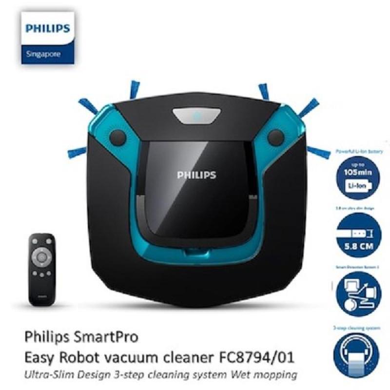Philips FC8794/01 SmartPro Easy Robot Vacuum Cleaner Singapore