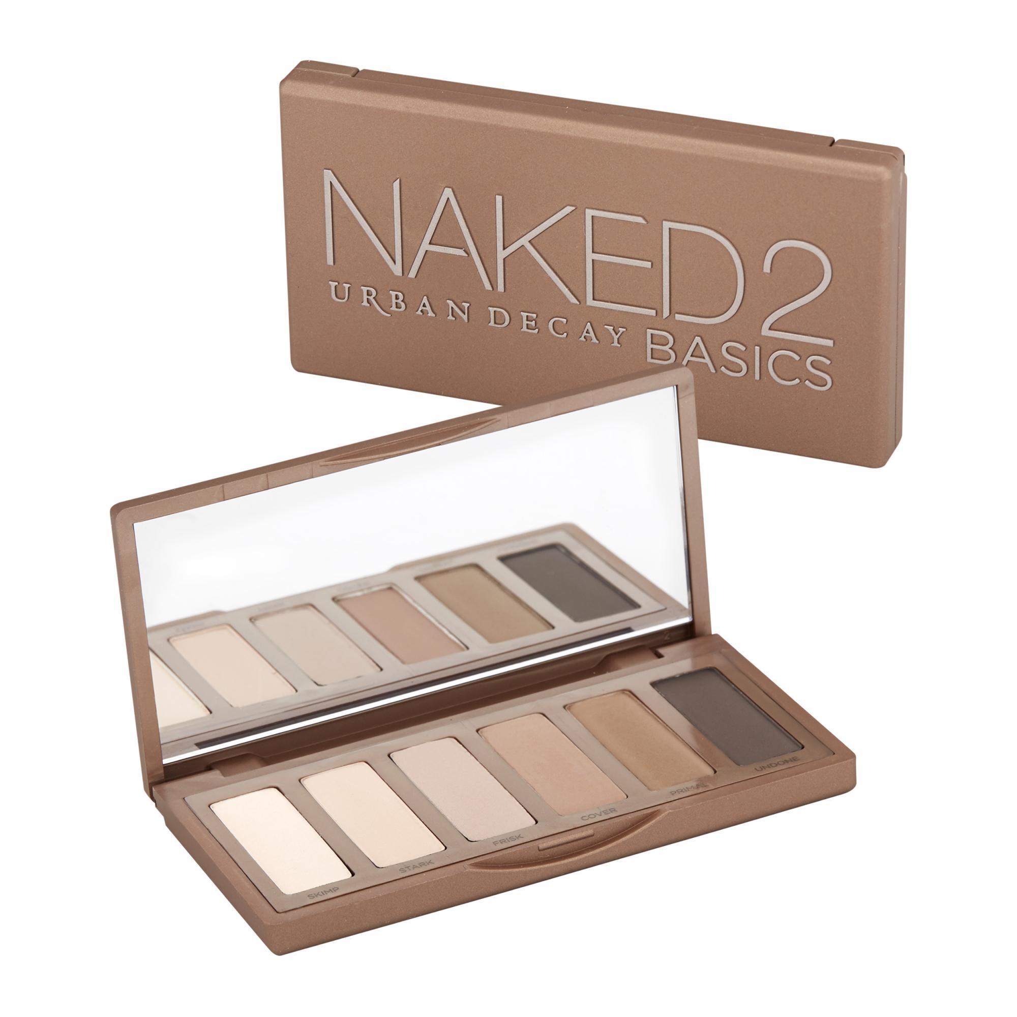 Promo Urban Decay Naked2 Basics Eyeshadow Palette Intl