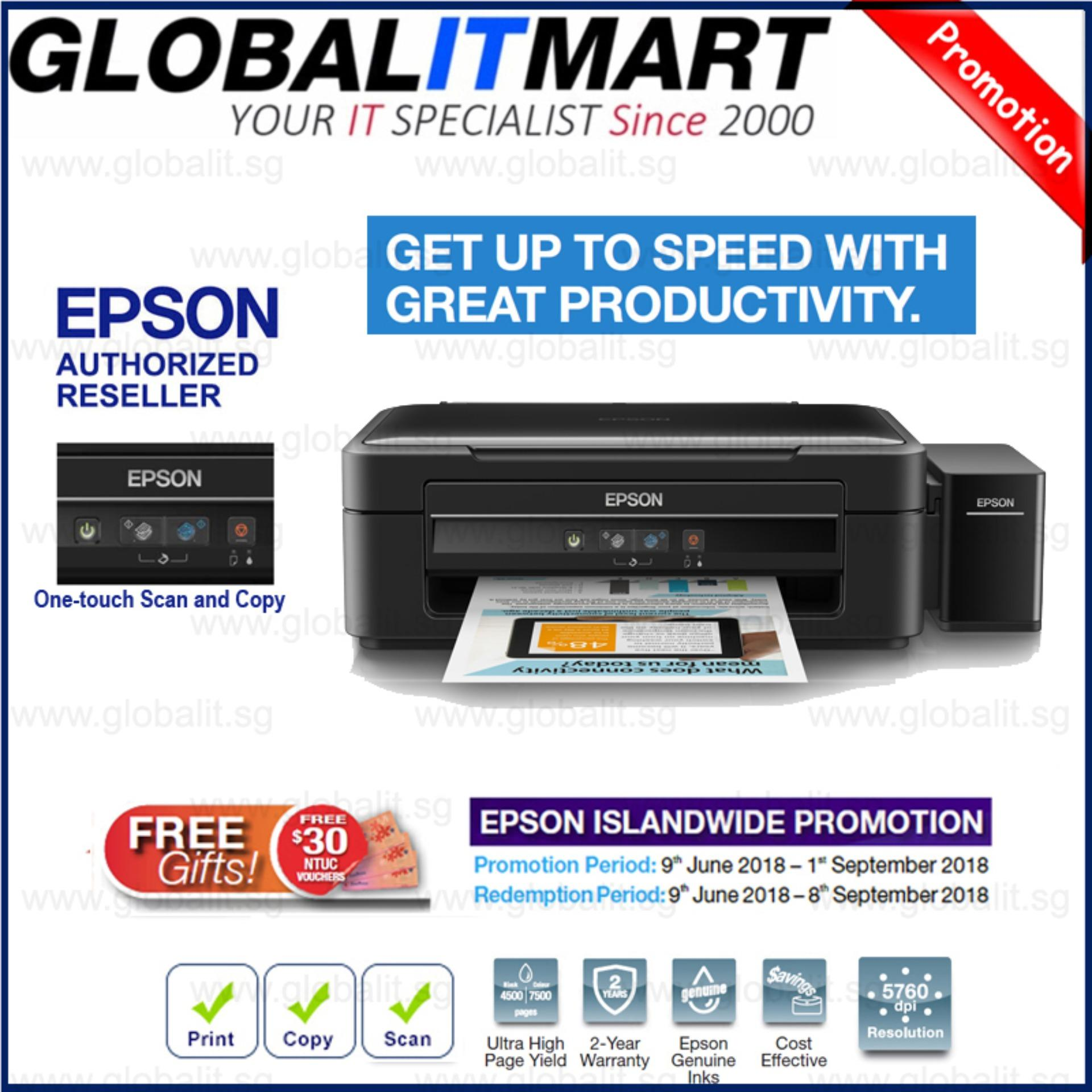 Best Price Epson L360 3 In 1 Ink Tank System Printer