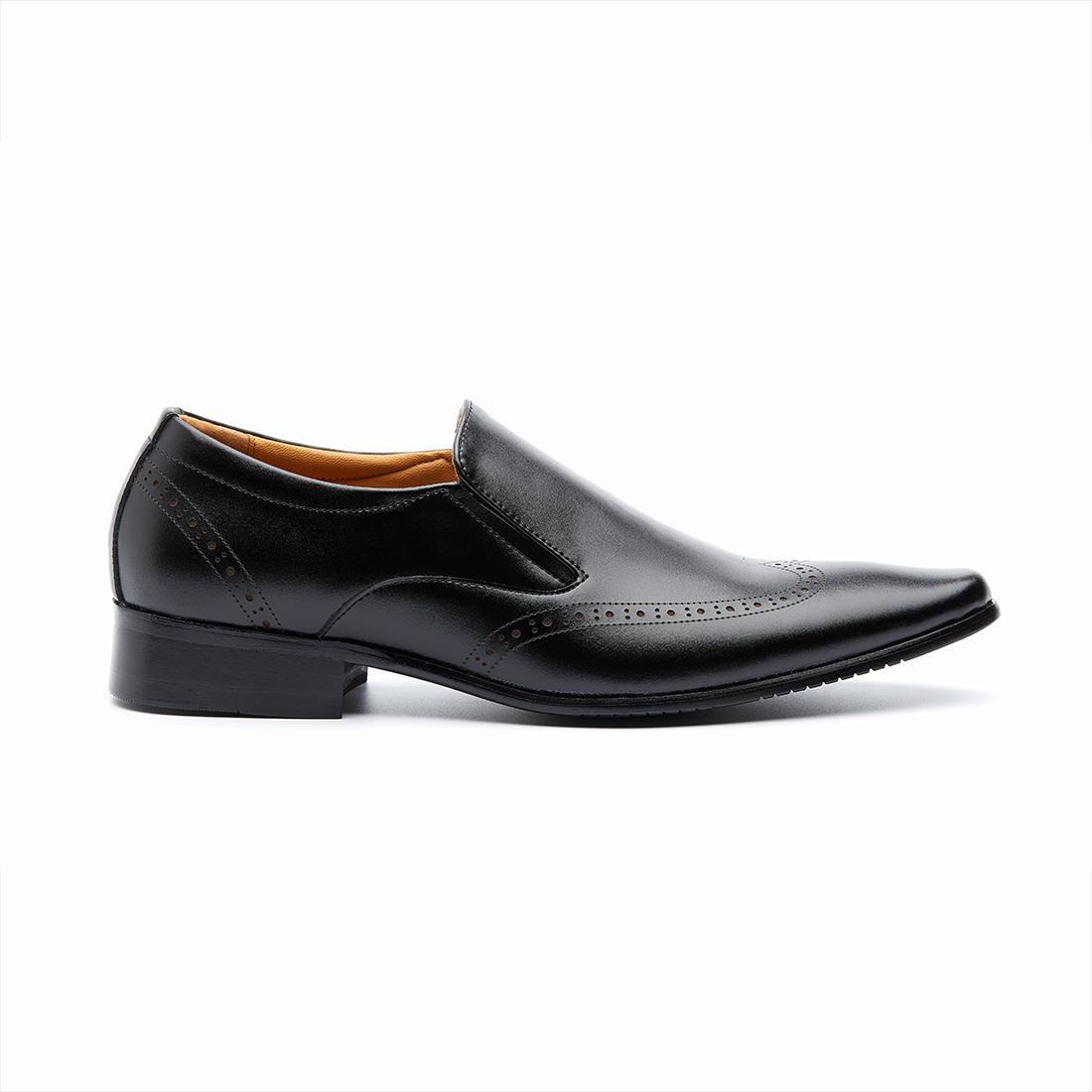 Kings Collection Durham Loafer Black Intl Lowest Price