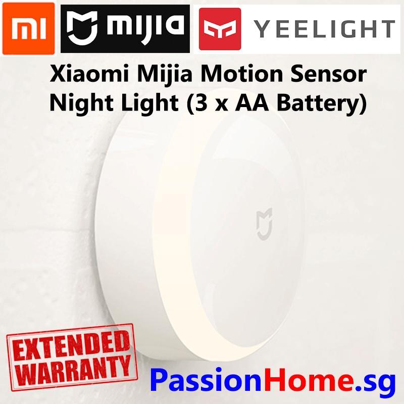 Yeelight Motion Sensor Nightlight (Non-Rechargeable) - Xiaomi Mi Night Light