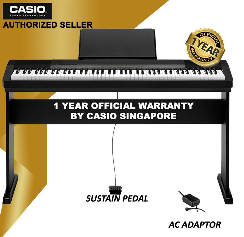 Buy Casio Cdp 135 Bk Contemporary Digital Piano Black Casio