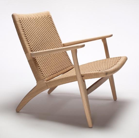 CARL HANSEN & SON Lounge Chair - CH25