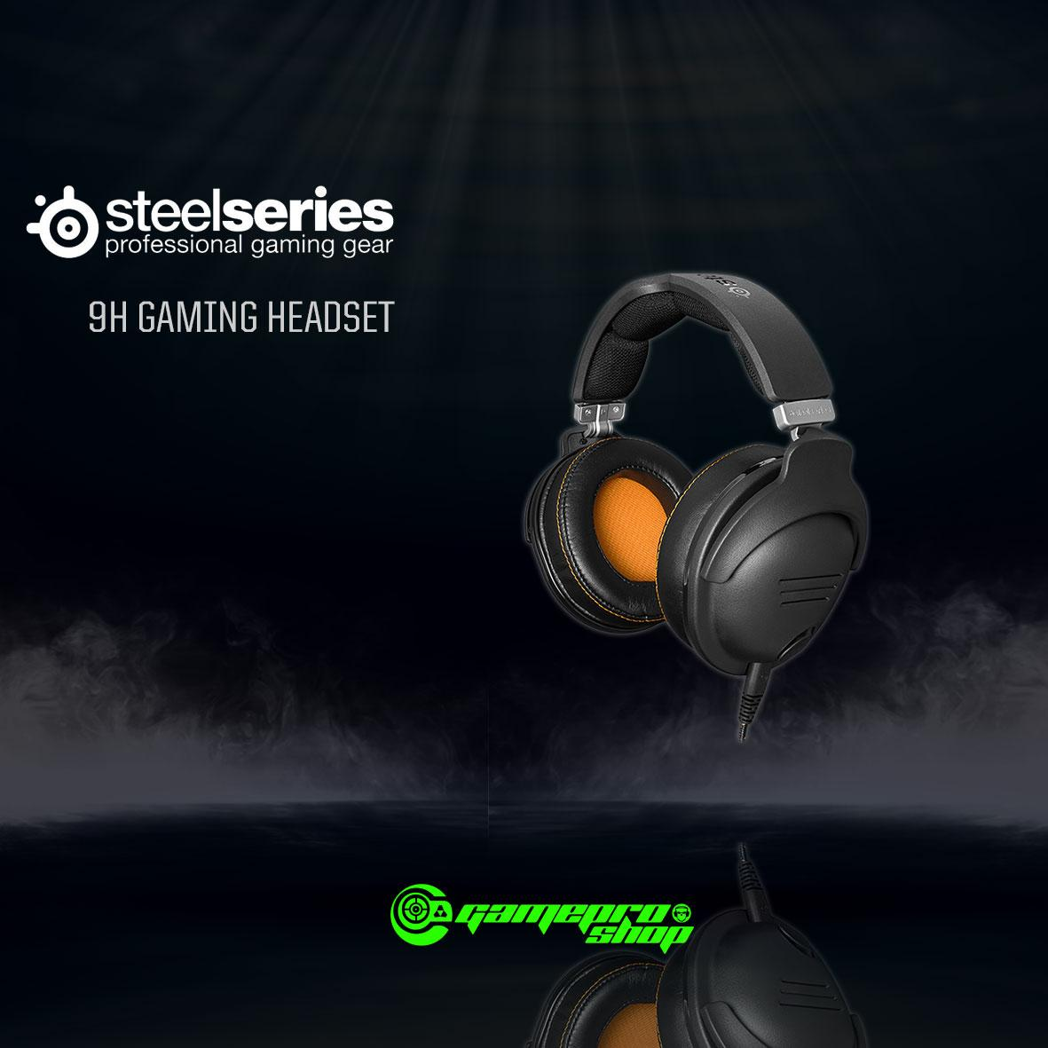 Price Comparisons Steelseries 61101 9H Gaming Headset Gss Promo