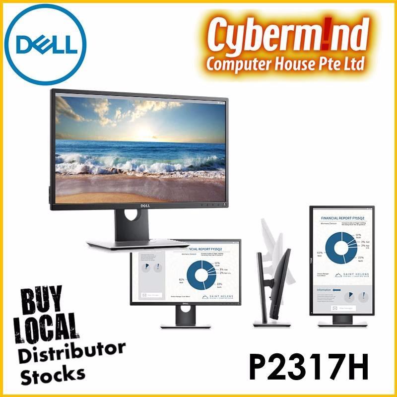 Dell Professional P2317H 23 16 9 Ips Monitor 3Years Warranty By Dell Singapore Lower Price