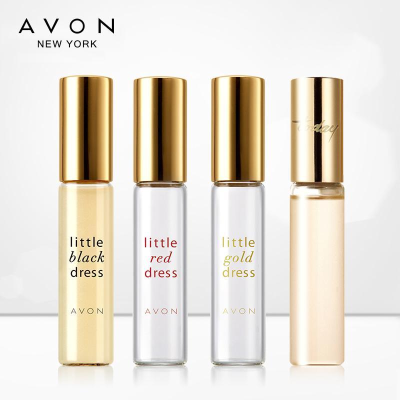 Avon Parfum Produk Asli Kelereng Parfum Kombinasi Kecil