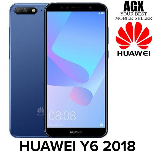 Review Huawei Y6 2018 Brand New Set With Local Warranty Singapore